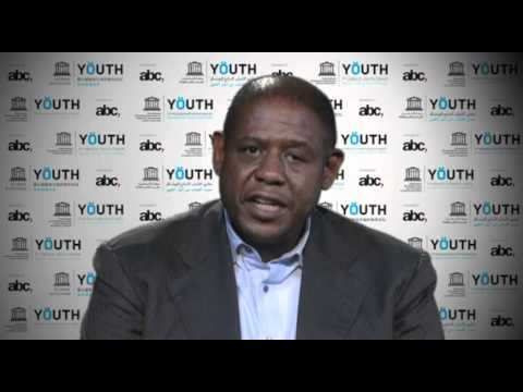 Forest Whitaker helps youth break through stereotypes