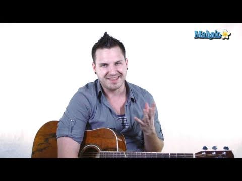 How to Play G Sharp Major on Guitar
