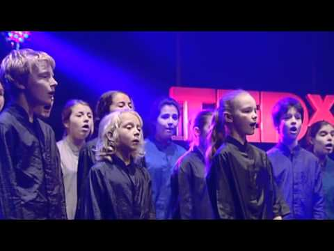TEDxSydney - Sydney Children's Choir - Performance