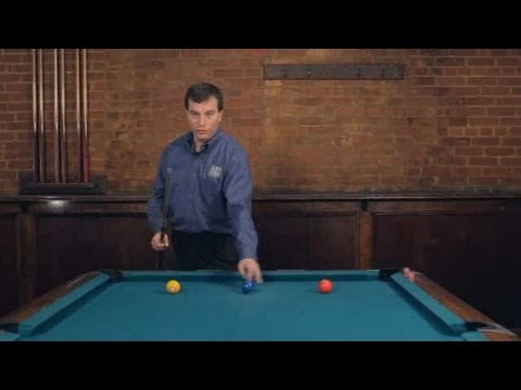 Pool Trick Shots / Intermediate Shots: 3-2-1 1-2-3
