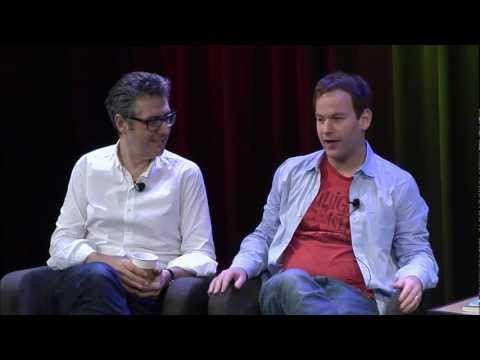 "Filmmakers at Google: Mike Birbiglia & Ira Glass | ""Sleepwalk With Me"" 