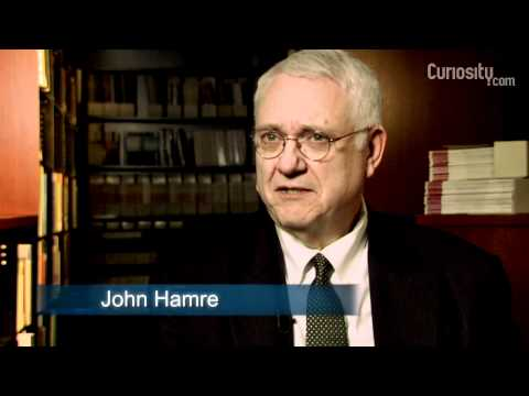 John Hamre: What Makes him Curious?