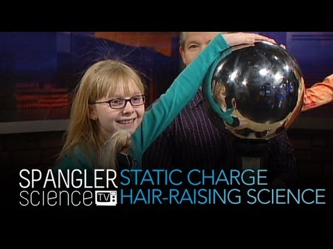 Static Charge - Cool Science Experiment