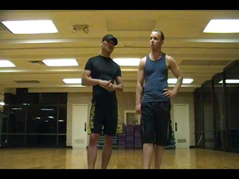 Wing Chun - Single Hand Chi Sau (basics)