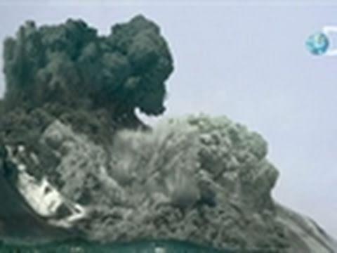 Raging Planet- Mt. Saint Helens