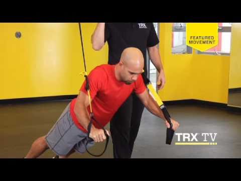 TRXtv: January Featured Movement: Week 4