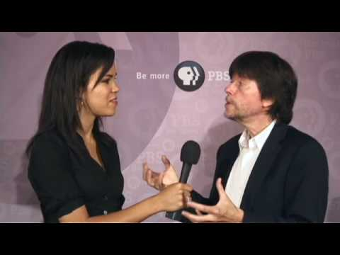 PBS at the TV Critics Press Tour  |  Ken Burns interview