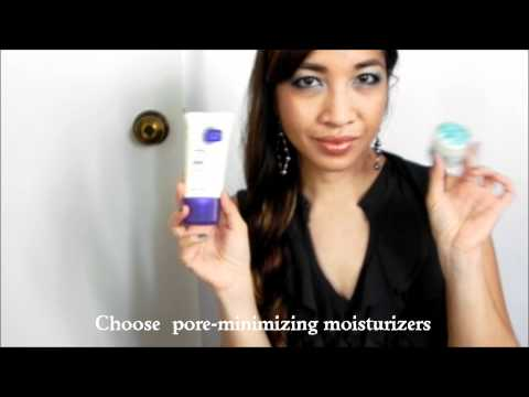 Tips to Minimize Pores