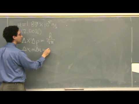 Uncertainty Principle 2
