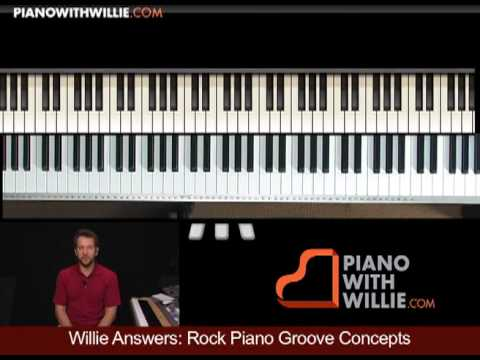 Willie Answers 17: Rock Groove #2