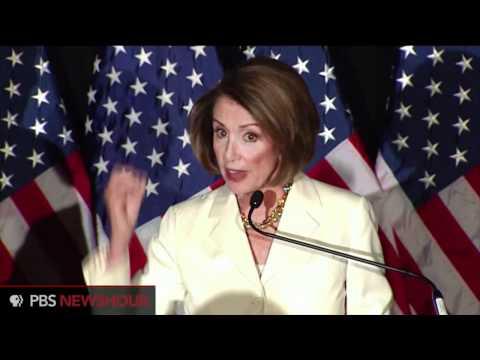 Pelosi: 'Polls Are Still Open'