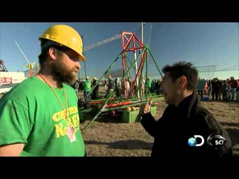 Team Chunk Norris | Punkin Chunkin 2011