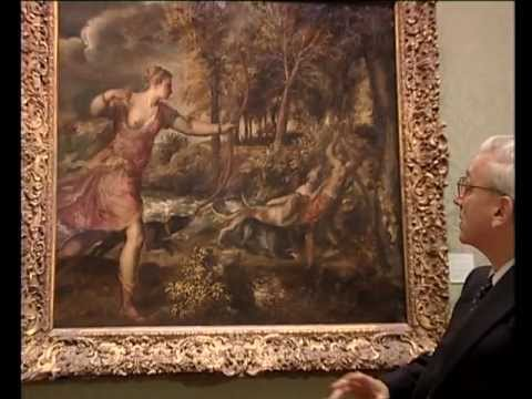Titian: 'The Death of Actaeon' | Paintings | The National Gallery, London