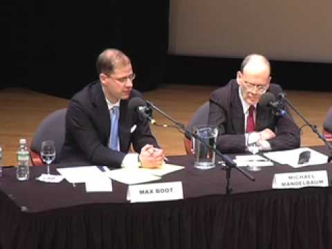 World Police Debate: Q & A, part 1 (8 of 14)