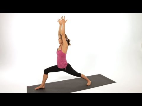 Warrior One (Virabhadrasana I) | How to Do Yoga