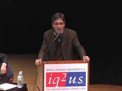 World Police Debate: Ian Bremmer (7 of 14)