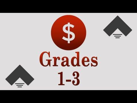 Short SAMPLE - Basic Money Concepts (Grades 1-3)