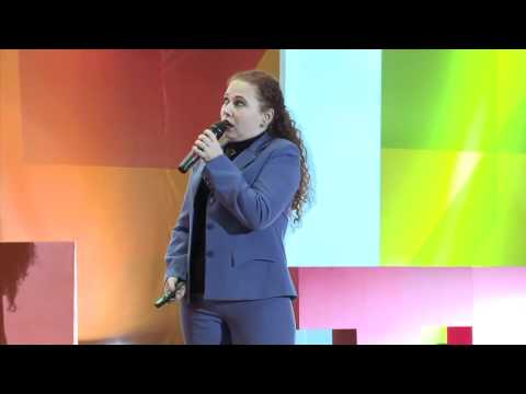 TEDxYauzaRiver - Svetlana Rastvortseva - Why does territory need population?
