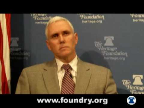 Rep Mike Pence on the State of Conservatism