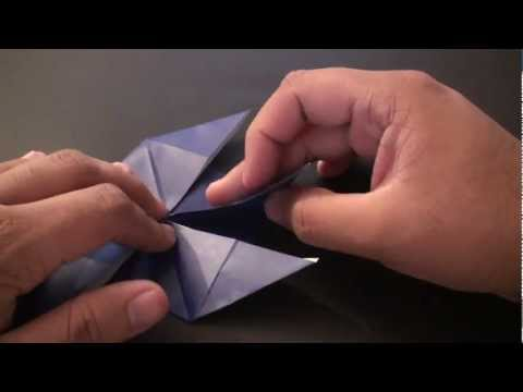Origami Daily - 106 Jumping Jack - TCGames [HD]