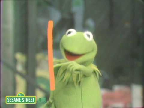 Sesame Street: Kermit And Magic Finger K