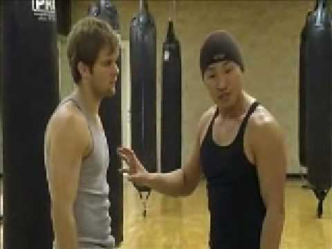 Wing Chun - Chain Punching (basics)