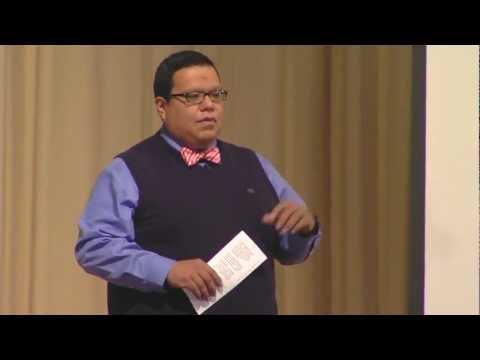 TEDxDePaulU - Eric Mata - Against Me(n)