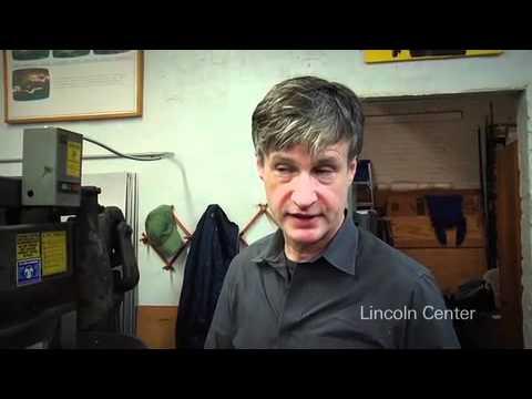 Vera List Art Project: Lincoln Center Globe