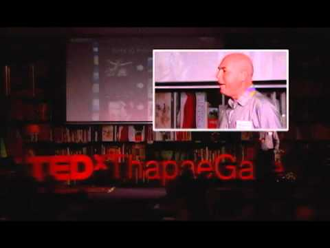 TEDxThapaeGate - Mervyn Levin - 3D Printing - Convergence of the Digital and Physical Worlds