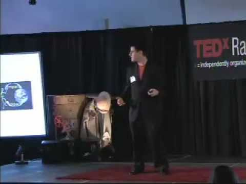 TEDxRaleigh- Ryan-Richards -Partnering with the Poor