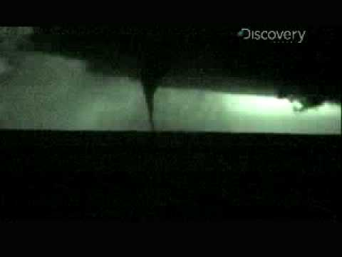 Storm Chasers - Night Tornado