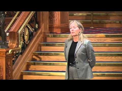 TEDxBelfast -- Colleen Hardwick -- Authenticating Public Consultation