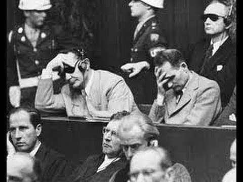 Nuremberg Trials Key Moments [Full Resolution]