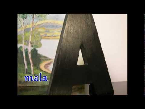Spanish Alphabet (version 1)