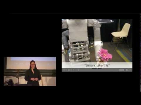 TEDxDrexelU-Carla Diana-Bringing objects to life though form, code and electronics