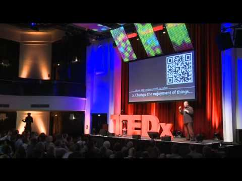 TEDxHamburg - David F. Flanders - 3D Printing: This Century's most disruptive innovation?!