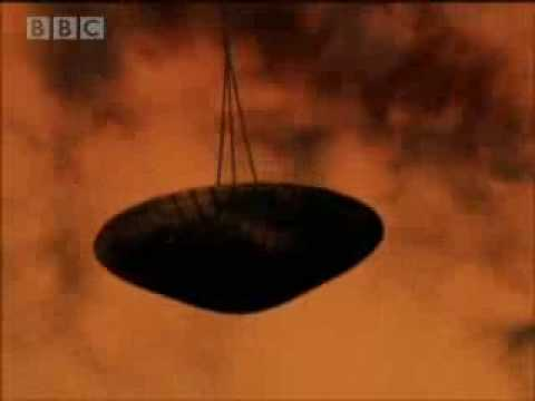 Space probe signal from Titan - BBC