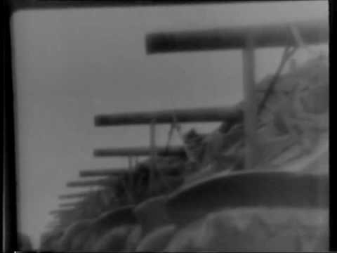The Arsenal For D-Day 1944 Newsreel