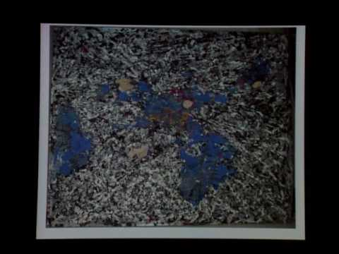 Technical Analysis of Three Paintings Attributed to Jackson Pollock - Part 1 of 3