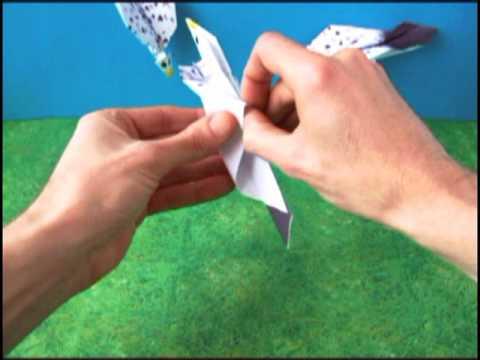Origami Plane - Falcon