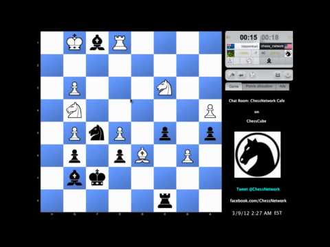 Thunderhorse I Warzone Chess Tournament [21]