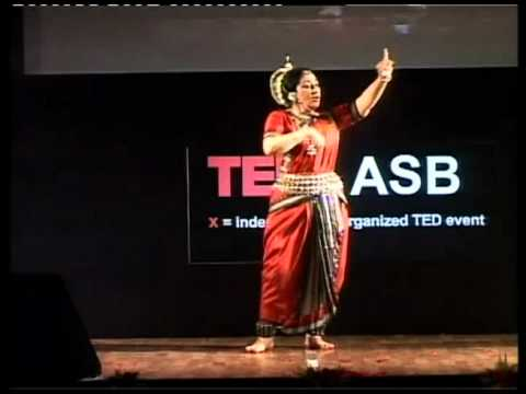 TEDxASB - Sharon Lowen - Transformational story telling through Dance
