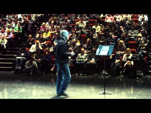 TEDxYYC - Steve Fisher - Open Sourced Future