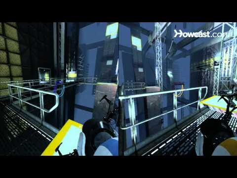 Portal 2 Co-op Walkthrough / Course 3 - Part 8 - Room 08/08