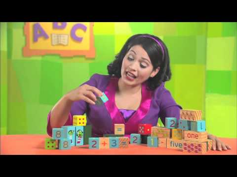 PBS KIDS Toys | Exploration Blocks: Numbers