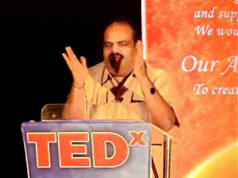 TEDxsilveroaksschool-Dr. Hari Prasad - Change as a sustainable factor