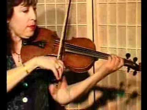 Violin Song Demonstration - A Shaker Hymn -Traditional