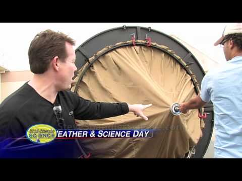 Weather and Science Day 2011 Preview - Steve Spangler