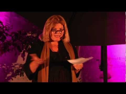 TEDxAlmedalen - Cecilia Uddén - Stumbling into a better world