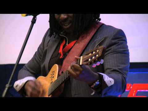 TEDxEuston - Femi Temowo - Back to my guitar roots